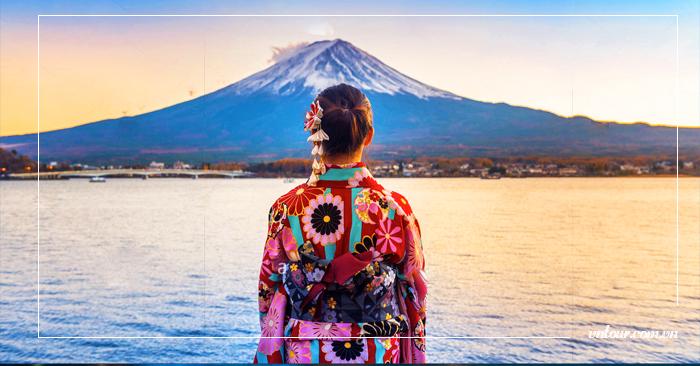 Tour du lịch Nhật Bản 5 ngày 4 đêm: Disneyland - Núi Phú Sỹ