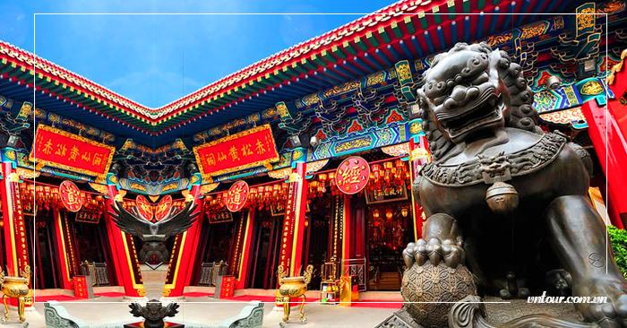 Tour du lịch HongKong 5 ngày 4 đêm: Disneyland - MaCau
