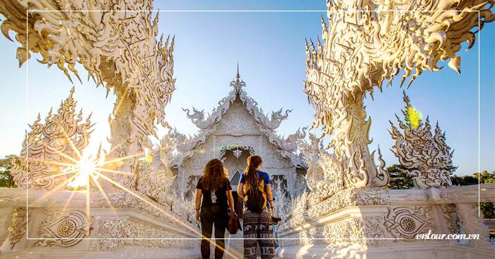 Tour Du Lịch Thái Lan 5N4Đ:BANGKOK - CHIANG MAI - CHIANG RAI