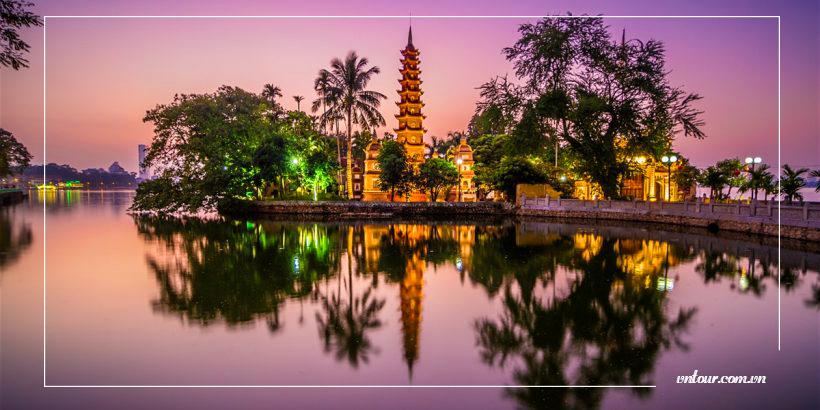 Tour du lịch Hà Nội 4 ngày 3 đêm