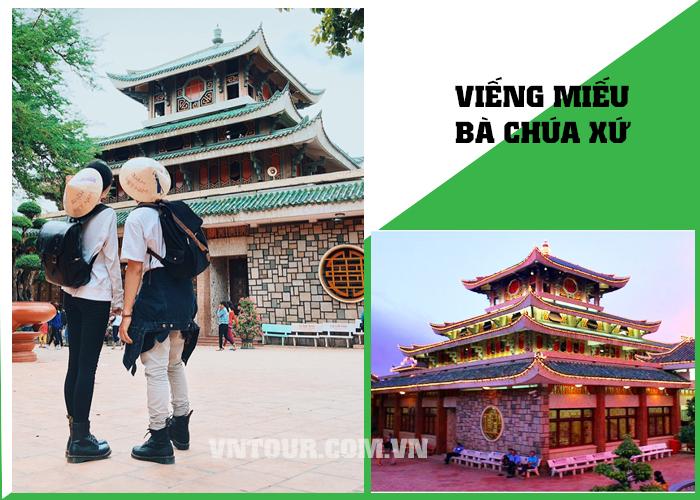 Tour du lịch Hà Tiên Cần Thơ Tết Nguyên Đán
