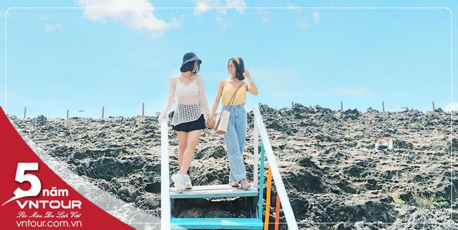 Tour du lịch đảo Bình Hưng - Hang Rái - Mũi Né Tết Nguyên Đán
