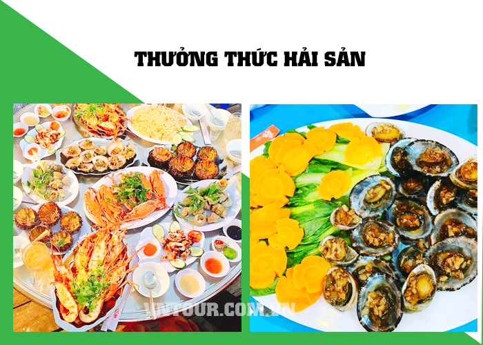 Tour du lịch Ninh Chữ Tết Âm Lịch 2020: Vịnh Vĩnh Hy - Hang Rái