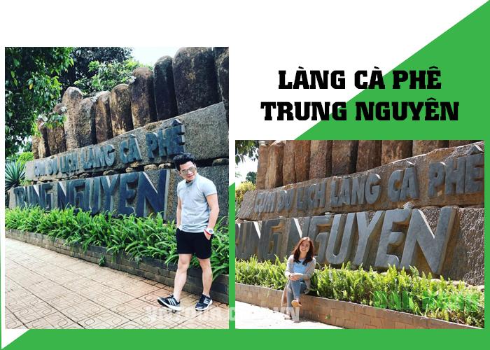 Tour du lịch Buôn Mê Thuột Tết Nguyên Đán 2020: Tà Đùng - Gia Lai