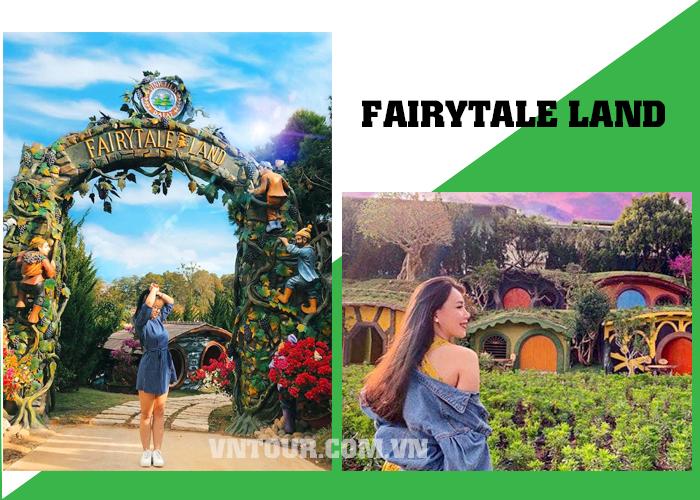 Fairytale Land - Tour du lịch Đà Lạt 3 ngày 3 đêm