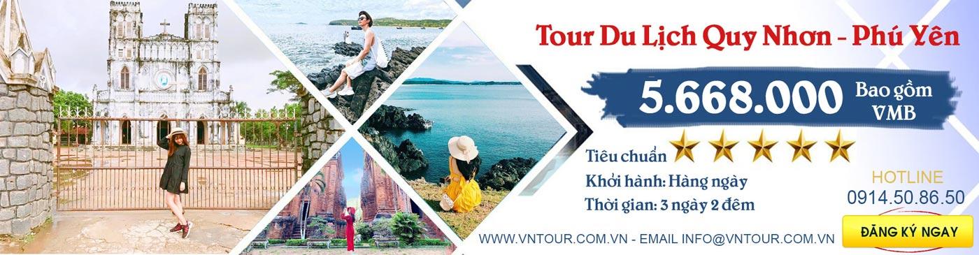 Tour du lịch Quy Nhơn Phú Yên