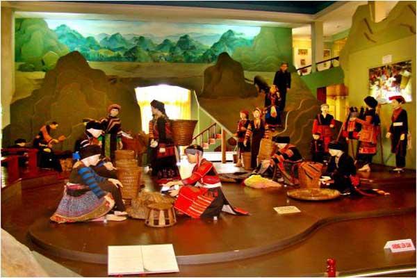 Bảo tàng văn hóa dân tộc thái nguyên