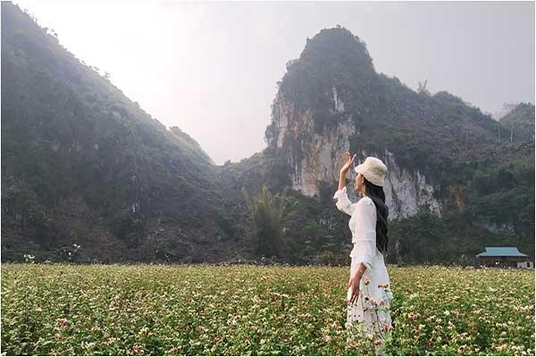 Tour Hà Giang mùa tam giác mạch