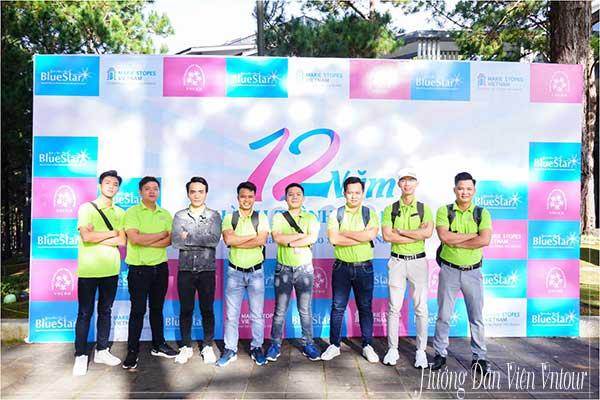 Đội ngũ Hướng Dẫn viên Vntour