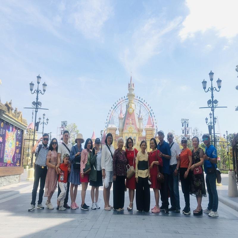 Tour du lịch Phú Quốc từ Đà Nẵng