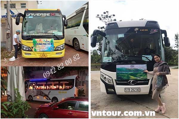 Cho thuê xe du lịch giá rẻ