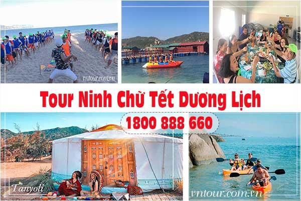 Tour du lịch Ninh Chữ Tết Dương Lịch giá rẻ 2022