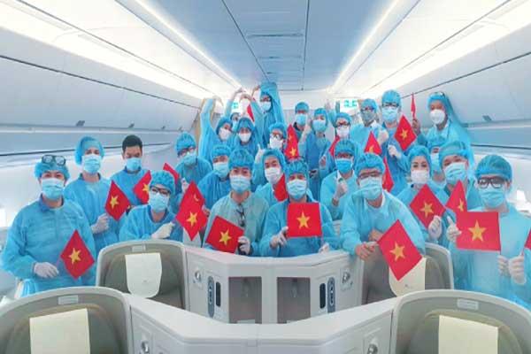 Lịch bay mới nhất từ Canada về Việt Nam