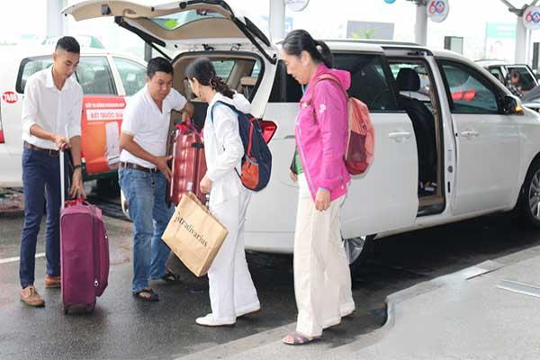 Dịch vụ đón tiễn sân bay
