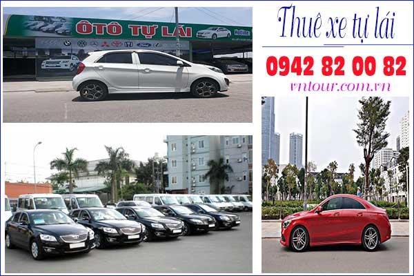 Thuê xe tự lái giá rẻ