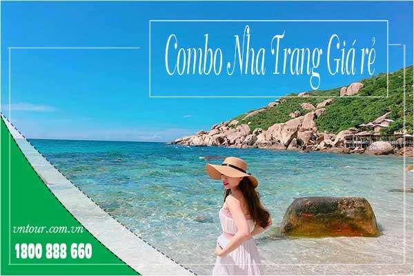 Combo du lịch Nha Trang 5 sao giá rẻ