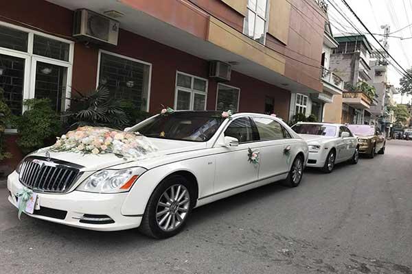 Thuê xe đám cưới tiền giang
