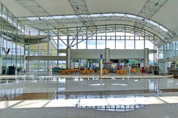 sân bay liên khương
