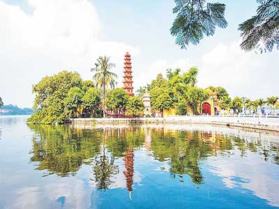Tour Hà Nội Hạ Long Sapa Vntour