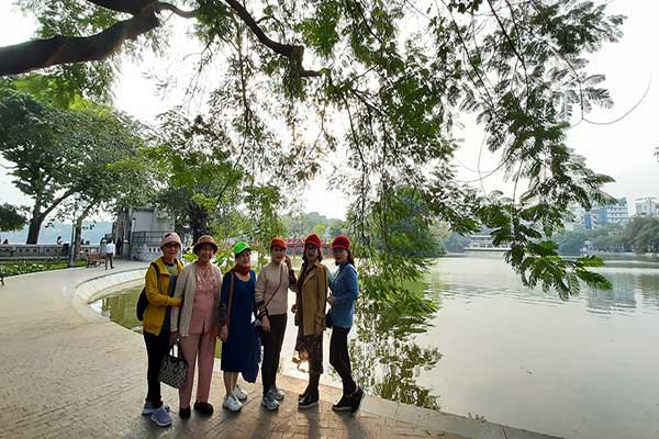 Tour Hà Nội