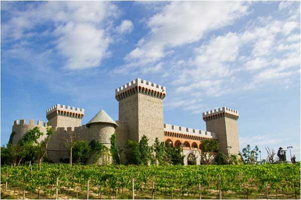 Lâu đài vang