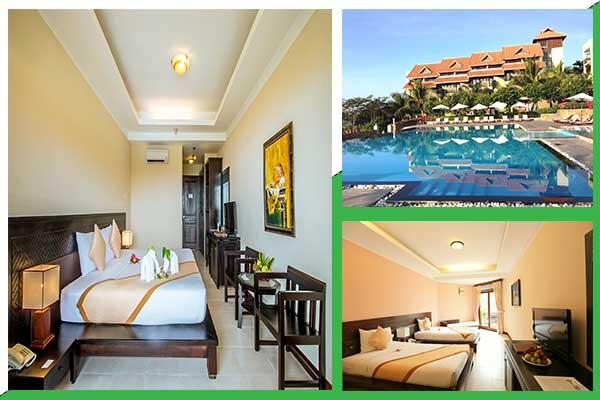 Resort 4 sao