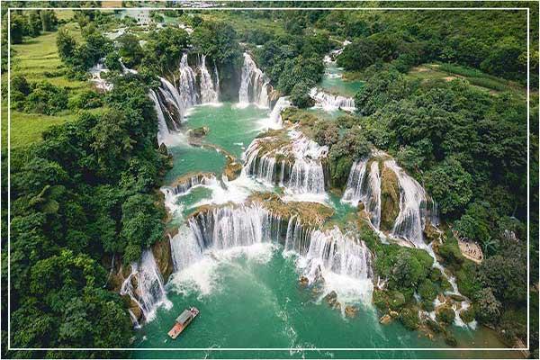 Tour du lịch Hà Giang Thác Bản Giốc