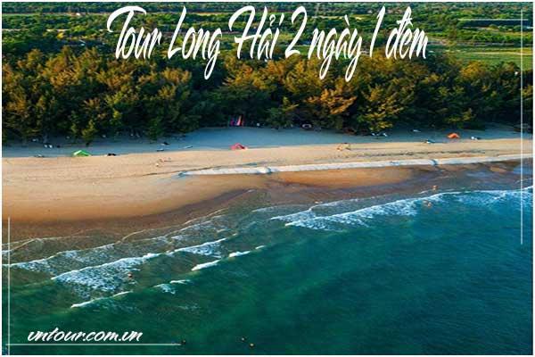 Tour du lịch Long Hải 2 ngày 1 đêm
