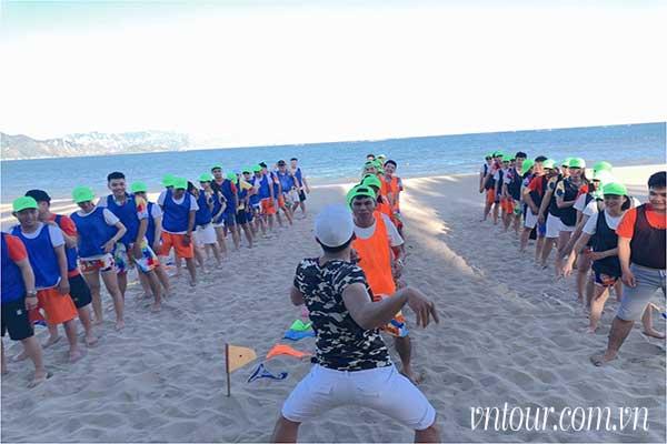 Tour Ninh Chữ Teambuilding