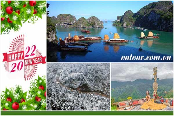 Tour du lịch Hà Nội Tết Dương Lịch: Ninh Bình - Hạ Long - Sapa