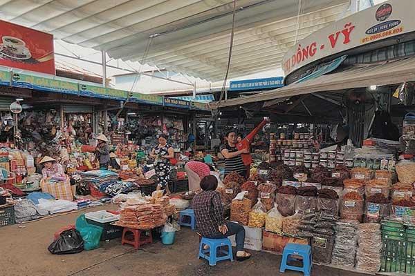 Chợ cồn Đà Nẵng