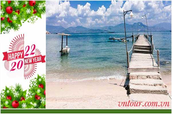 Tour du lịch Ninh Chữ Bình Lập 3N3Đ: Tết Dương Lịch 2022