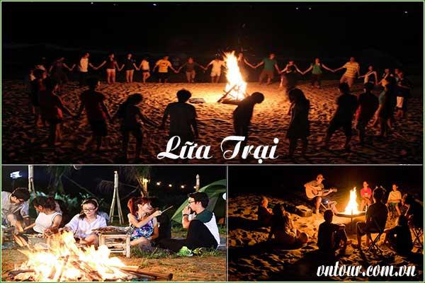 Tour Hồ Tràm 2 ngày 1 đêm