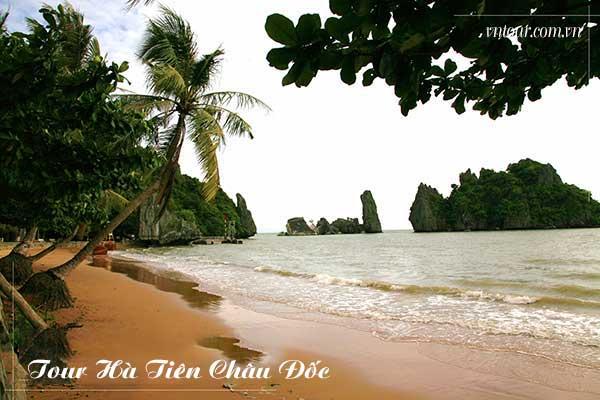 Tour Hà Tiên- Châu Đốc 2 ngày 2 đêm giá rẻ