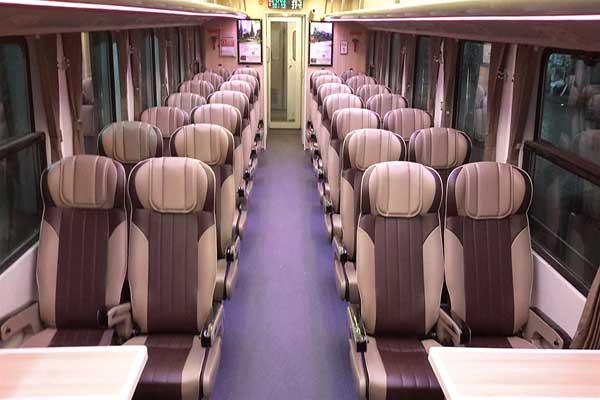 Tour ninh bữa bằng tàu hỏa
