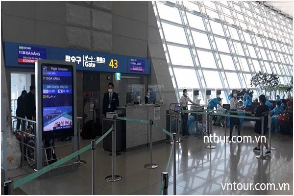 Chuyến bay hồi hương từ Mỹ về Việt Nam