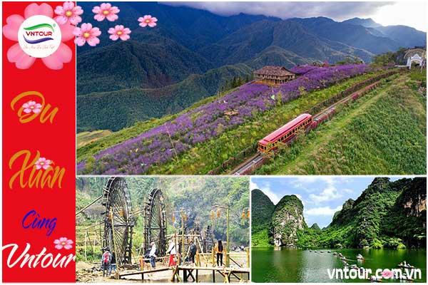 Tour du lịch Hạ Long- Sapa- Ninh Bình (5N4Đ) tết Nguyên Đán giá rẻ