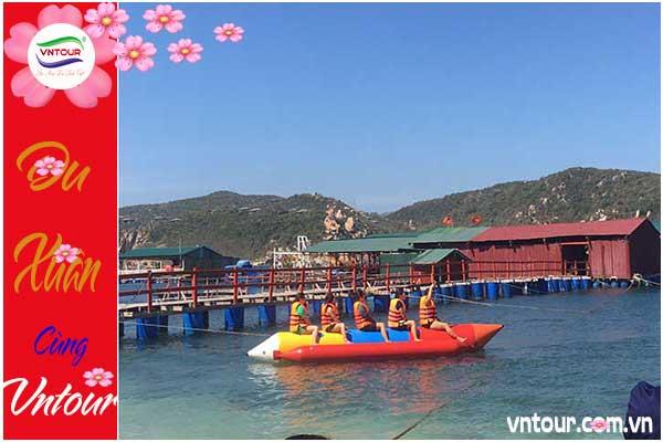 Tour du lịch Ninh Chữ (3N2Đ)Tết Nguyên Đán-Resort 3* giá rẻ