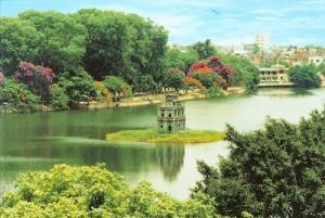 Tour du lịch Hà Nội - Ninh Bình - Chùa Hương 5 ngày 4 đêm