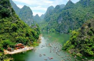Tour du lịch Hà Nội - Ninh Bình - Hạ Long