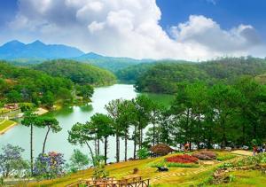 Tour du lịch Đà Lạt 3 ngày 3 đêm (LangBiang - Giao lưu cồng chiên)