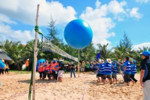 Tour du lịch  teambuilding Vũng Tàu 2N1Đ: Bình Châu - Hồ Cốc...