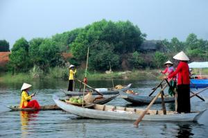 """Trải nghiệm tháng """"Sông nước miền Tây"""" tại Hà Nội"""
