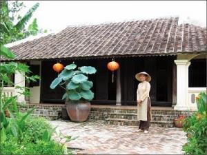 Nét đẹp cổ kính của khu du lịch Nha Trang Xưa