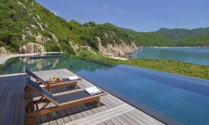 Amanoi khu du lịch nghỉ dưỡng mới tại Việt Nam
