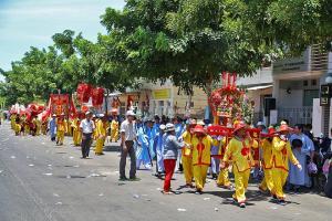 Lễ hội Nghinh Ông Quan Thánh Đế Quân Phan Thiết 2014