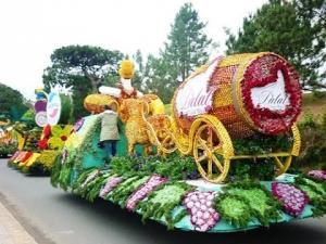 Festival hoa Đà Lạt diễn ra sớm hơn 1 ngày