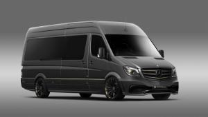 Cho thuê xe du lịch Mercedes Sprinter