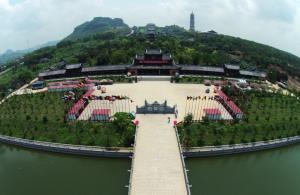 Tour trả góp: du lịch Hà Nội - Bái Đính - Tràng An - Hạ Long 4 ngày 3 đêm