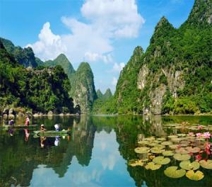 Tour trả góp: du lịch  Hà Nội - Bái Đính - Tràng An - Hạ Long 5 ngày 4 đêm